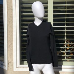 Polo Ralph Lauren Black Longsleeve Sweater SzS
